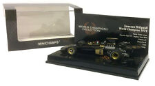 Minichamps LOTUS FORD 72 #6 1972 CAMPIONE DEL MONDO-EMERSON FITTIPALDI SCALA 1/43