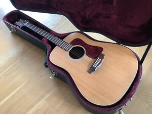 Guild D4-NT True American Acoustic Guitar - Made in USA - With Case