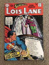 SUPERMAN'S GIRL FRIEND LOIS LAN #90 VG/FN (DC 1969)