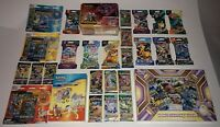 Lot of 28 Assorted / Authentic Pokemon Card Items / NEW & SEALED / 42 Packs PLUS