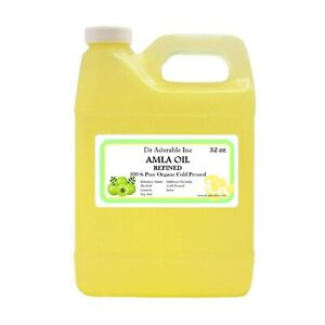 AMLA OIL REFINED ORGANIC 100% PURE INDIAN GOOSEBERRY HAIR OIL COLD PRESSED