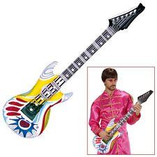 100cm Fun Spaß Musik Instrument Aufblasbare Gitarre ca