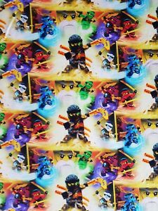 Ninjago Lego Stoff Sweat
