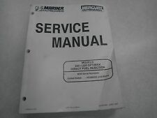 Mercury 1997 Outboard 200-225 Optimax DFI Service Manual