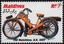 MATCHLESS (GB / UK) Early Luxury Motorcycle Motorbike Stamp