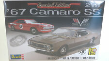 Revell 1/25 Revell 1967 Camaro S Plastic Model Kit  85-4936 NEW TOOLING