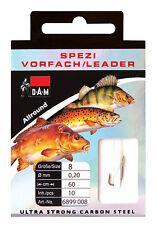 D.A.M Angelsport-Artikel für alle Süßwasserfische