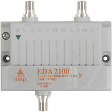 Electroline EDA 2100 1-port RF/CATV Amplifier