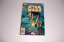 STAR WARS #51 SEPTEMBER 1981 MARVEL COMIC BOOK NICE!