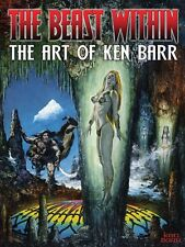 THE BEAST WITHIN - The Art Of Ken Barr  *NM/M*