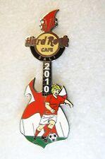 BALI,Hard Rock Cafe Pin,2010 Soccer World Cup pin,LE 100,VHTF