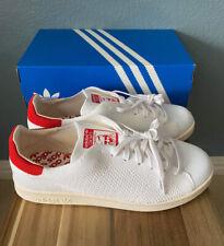 Adidas Stan Smith PK Primeknit Men's Shoes Size 10 Classic White Sneakers