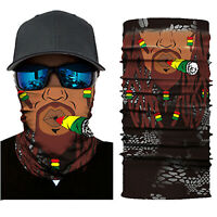 Bicycle Riding Tube Bandana Face Scarf Neck Gaiter Warmer Snood Cover Headwear