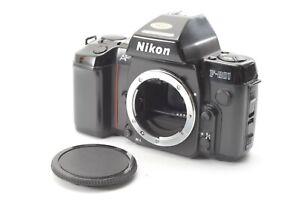 Nikon F-801 AF 35mm Film SLR Camera (Body Only) - Black ***Full Working Order***