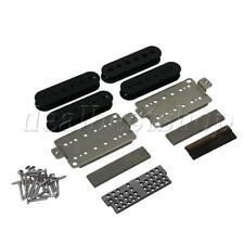 Guitar Double Coil DIY Humbucker Pickup Kits Producing Parts Baseplate