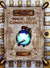 Premium 3.5 Edition Dungeons & Dragons Magic Item Compendium: Rules Supplement V