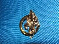 Insigne de béret du 4°RE Régiment Etranger de la Légion Etrangère NEUF