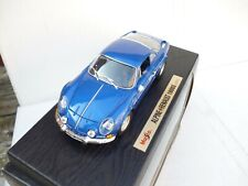 1.18 MAISTO ALPINE RENAULT 1600S BLUE 1971 GREAT LOOKING MODEL NEW OVP