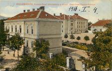 Vintage Postcard Franz Josef Sappeur Kaserne Lienz Tyrol Austria