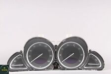 03-08 Mercedes R230 SL500 SL600 Instrument Cluster Speedometer 2305407611 83k