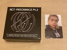 NCT 2020 Resonance Part 2 Arrival Kihno w Johnny Photocard