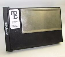Used Polaroid NPC Film back 6X6 Made in Japan S211203