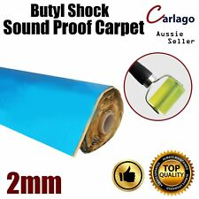 46cm X 300cm Roll Shock Sound Deadener Auto  Floor Insulation Wheel Roller Kit