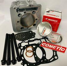 Gaskets TRX400EX//X 99-14 *.020//85.5//10:1* Top End Rebuild Kit Wiseco Piston