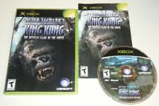 Peter Jackson's King Kong: The Official Game COMPLETE GAME for XBOX GC TEEN KIDS