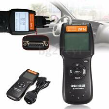 Car EOBD OBD2 OBD 2 Engine Fault Diagnostic Code Scanner Auto Code Reader Tool