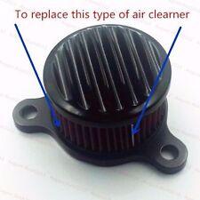 Motor Air Cleaner Intake Filter For Harley Sportster XL 883 1200 XR 04-Up Custom