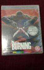THE BURNING  BLU-RAY & DVD COMBO  NEW & SEALED