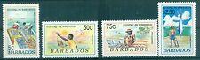 BATEAUX, PECHE - FISHING BARBADOS 1991