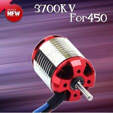 GARTT 3700KV 330W Brushless Motor for Align Trex 450 RC Helicopter