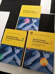 Manuelle Therapie der peripheren Gelenke Band 1 2 3 Matthijs Fachbuch Lehrbuch