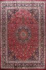 Excellent Vintage Vegetable Dye Floral Ardakan Area Rug Wool Hand-knotted 10x13