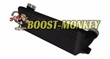 "BMW N54 N55 335i 335is 335xi 5"" Stepped FMIC Front Mount Intercooler e90 e92 ic"