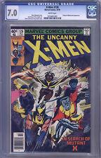 X-Men #126 CGC 7.0 Byrne, Austin, Cockrum, Proteus, Mastermind