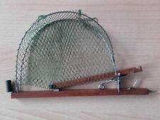 Lebendfalle Netzfalle Live Net Trap Piege Bird Ringing Oiseaux 25cm