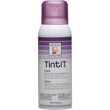 Tint IT Transparent Dye Spray Paint 10oz-Plum