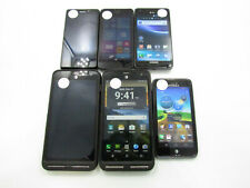 Lot of 6 Assorted AT&T Phones Check IMEI Fair Condition -RS318