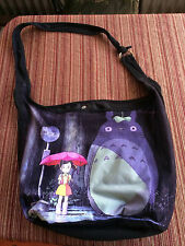 Anime Bag Miyazaki Purse School Bag shoulder TOTORO handbag Studio Ghibli Gift