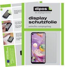 Film de protection d'écran pour LG Q70 protecteur antireflet dipos