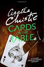 Cards on the Table (Poirot) di Christie, Agatha libro tascabile 9780008164898
