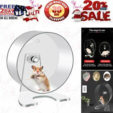 Hamster Exercise Wheel -8.7in Silent Running Wheel for Hamsters,Other Small Pets