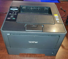 Working Brother HL-5470DW Laser Mono Printer 45k pages