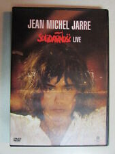 JEAN MICHEL JARRE SOLIDARNOSC LIVE PRE-OWNED DVD PAL FORMAT REGIONS 2,3,4,5 RARE