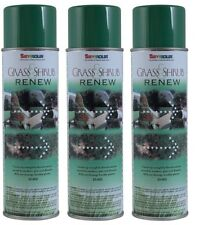 Seymour 20-602 Grass and Shrub Renew Paint, Pristine Green, 3/Pack