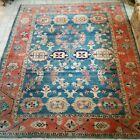 Oriental Area Rug, PERSIAN TURKISH RUG Oushak Ushak? Hand Knotted 11.3 x8.1 Wool