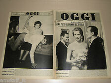 OGGI=1959/23=GUY TREBERT=MODA MARE=SIMONE SIGNORET=MARIA GABRIELLA DI SAVOIA=